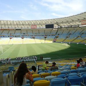 Район Мараканы и Кинта-да-Боа-Виста в Рио