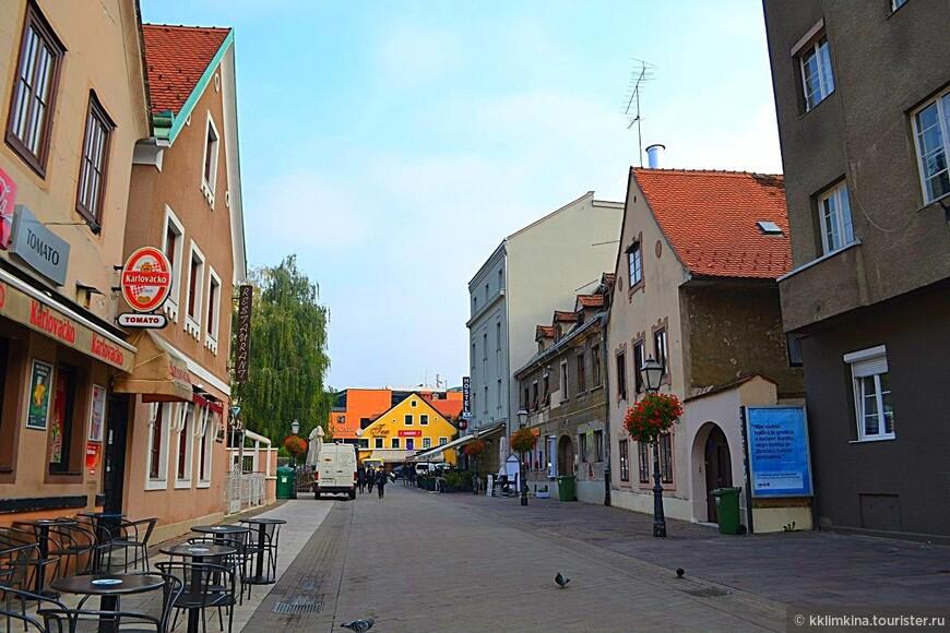 Загреб чем-то неуловимо напомнил мне мой любимый Киев.