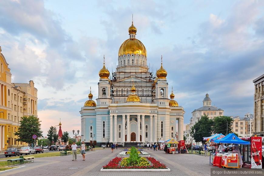 13. Кафедральный собор святого праведного воина Феодора Ушакова