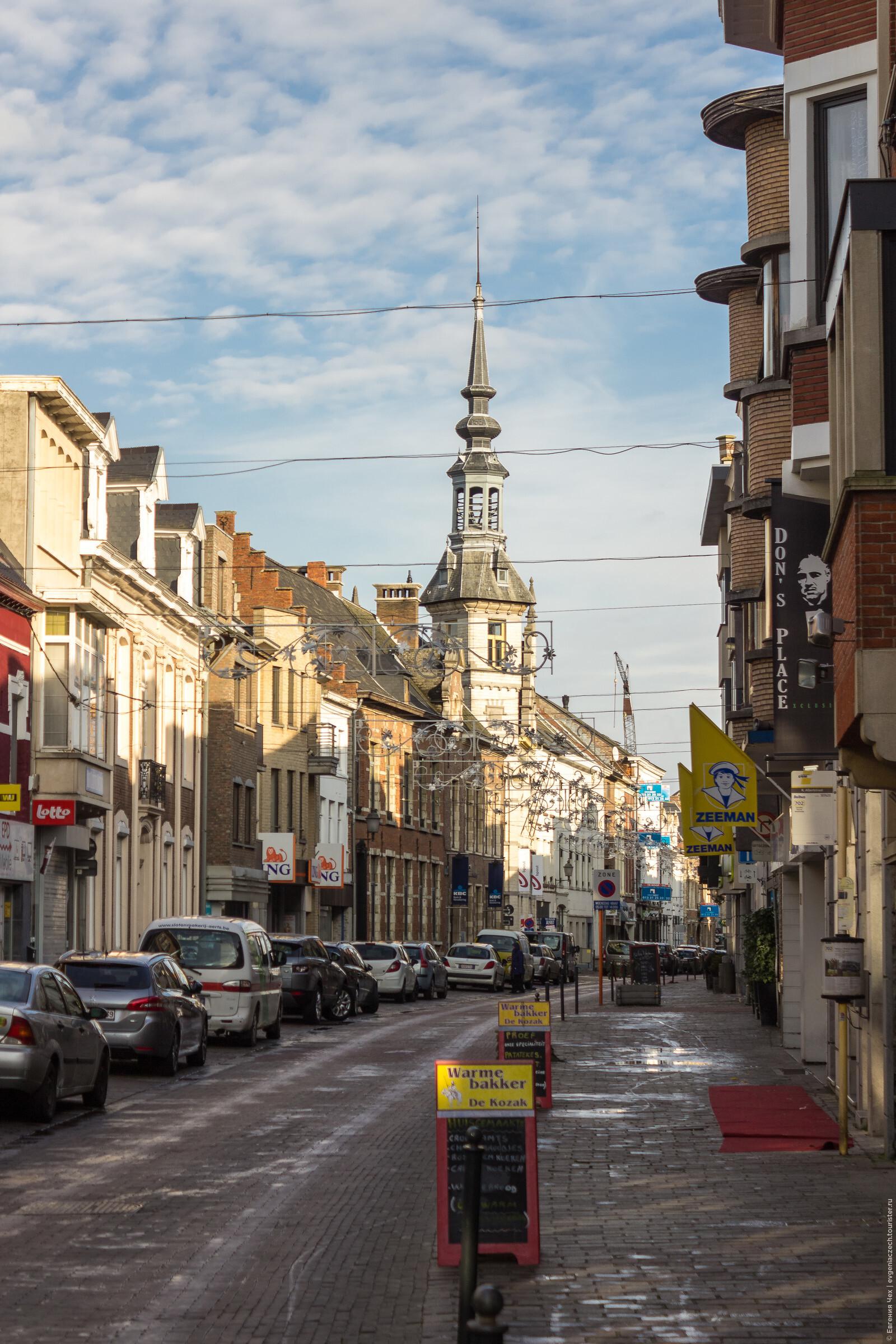 """Фото из альбома """"Дист, резиденция дома Оранских"""", Diest, Бельгия"""