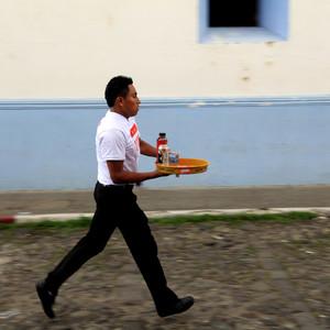 Симпатичные и улыбчивые лица гватемальцев
