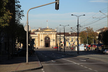 Транспорт в Белграде