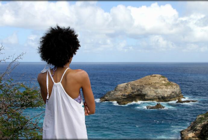 Самое красивое место Гваделупы