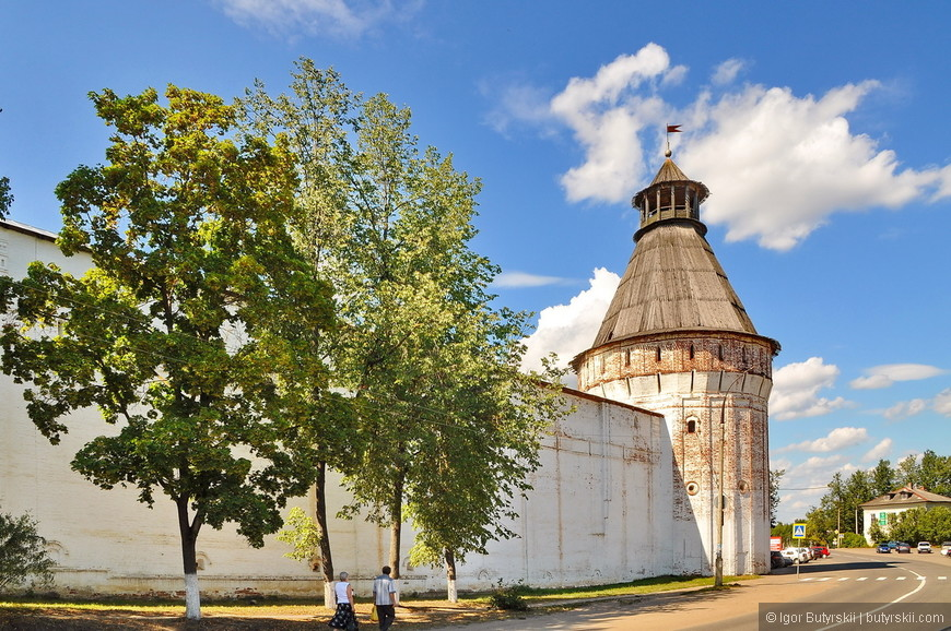 01. Дата основания монастыря – 1363 год.
