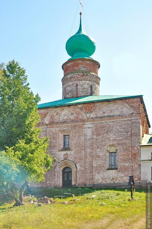 08. Собор Бориса и Глеба (1522—1523 гг.).
