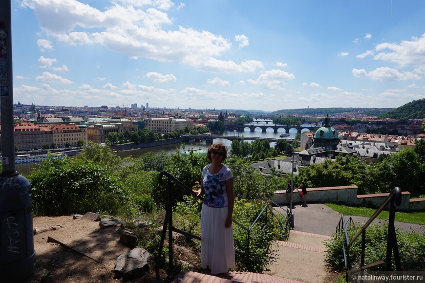 я в Праге!