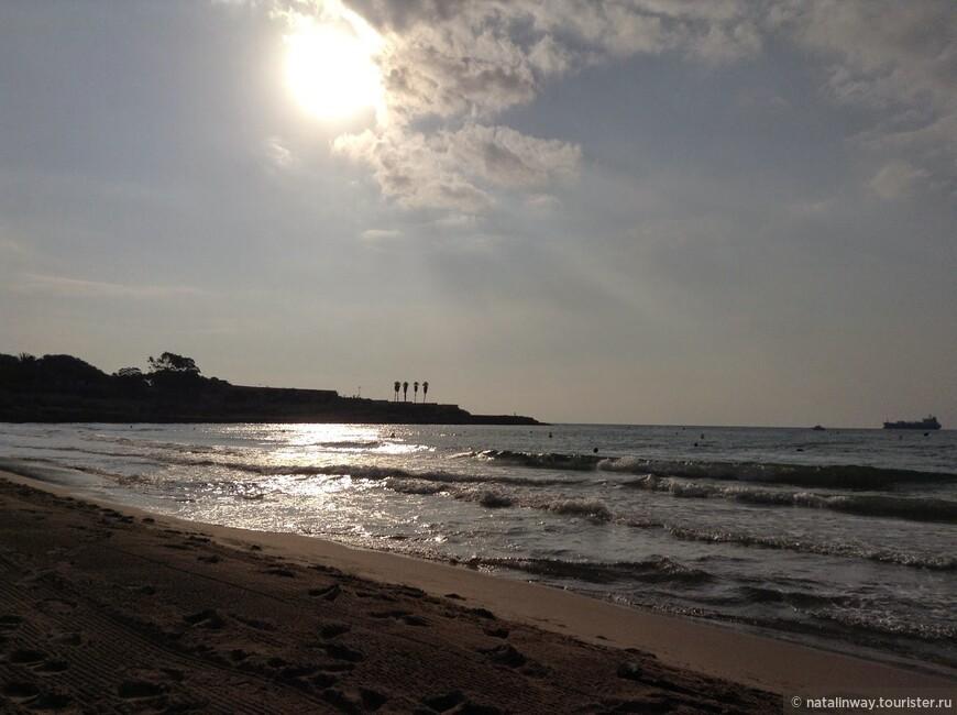 Пляж Таррагоны - самый лучший в мире! Немноголюдный и спокойный.