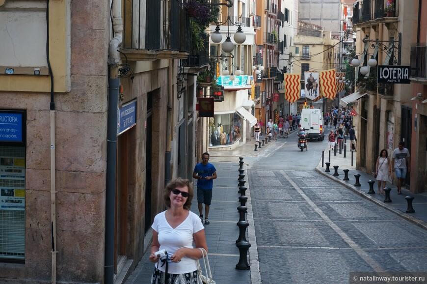 Гуляя по улочкам города