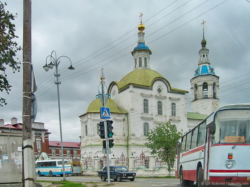 15. Храм Архангела Михаила (1745г.)