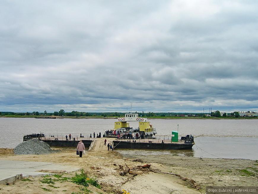 28. Тобольск – место слияния рек Тобол и Иртыш, последняя является судоходной.