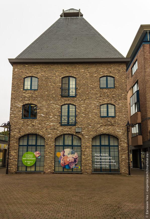 Здание типографии