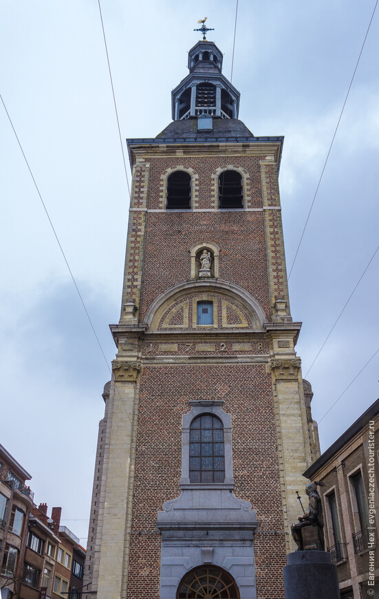 Церковь пресвятой Богоматери (Onze lieve vrouwekerk), 18 век.
