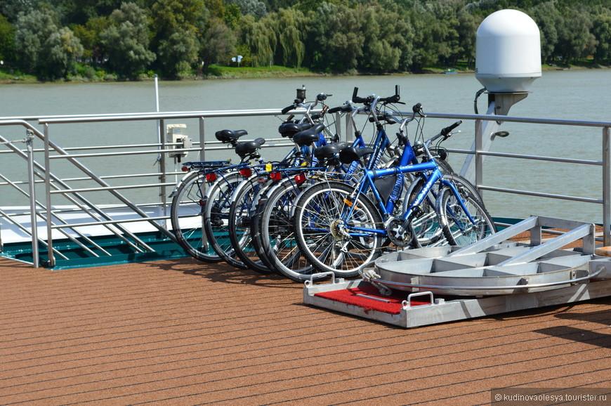 Бесплатный прокат велосипедов в портах захода.
