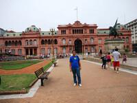 Исторический центр Буэнос-Айреса (Аргентина)