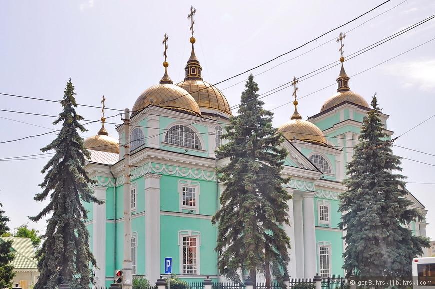 15. Провода – типичная проблема русских городов, тут она особенно актуальна.