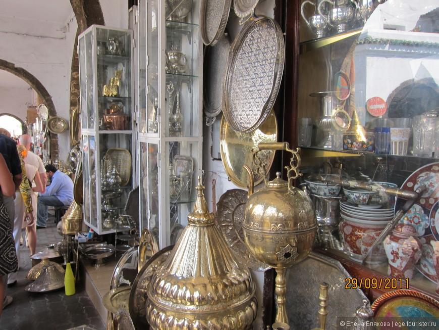 Рынок в Медине (Старом городе)