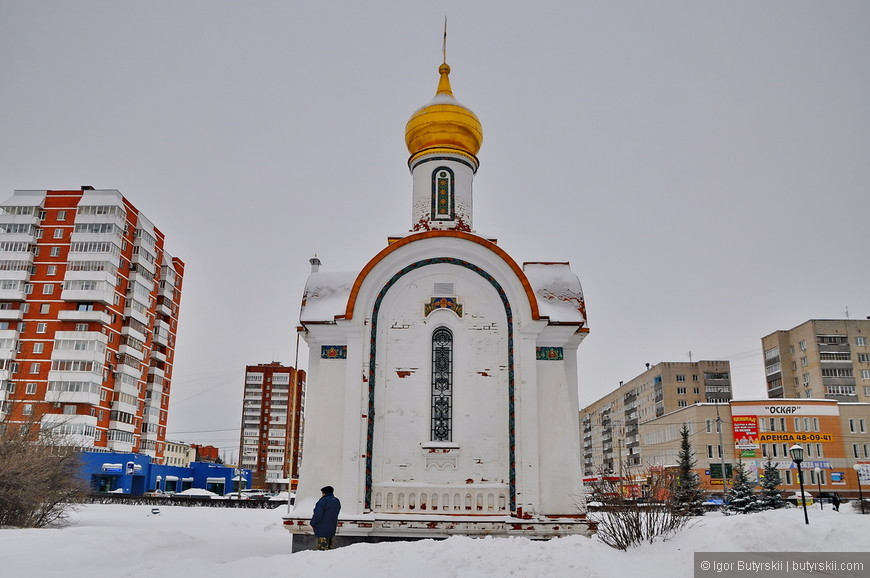 02. Застройка города преимущественно советского периода, архитектура скучная, но есть интересные городские элементы.