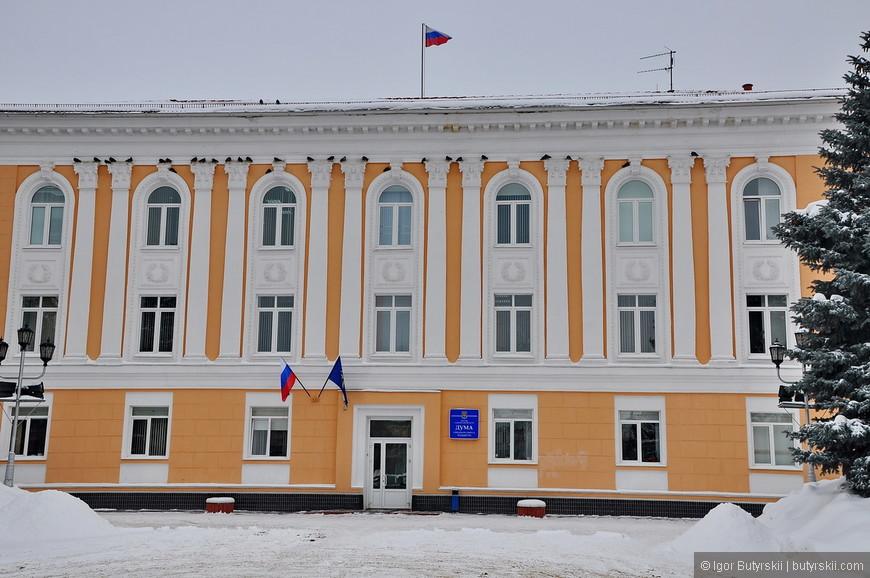 09. Здание городской Думы Тольятти.