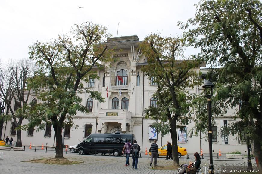 Музей истории ислама.