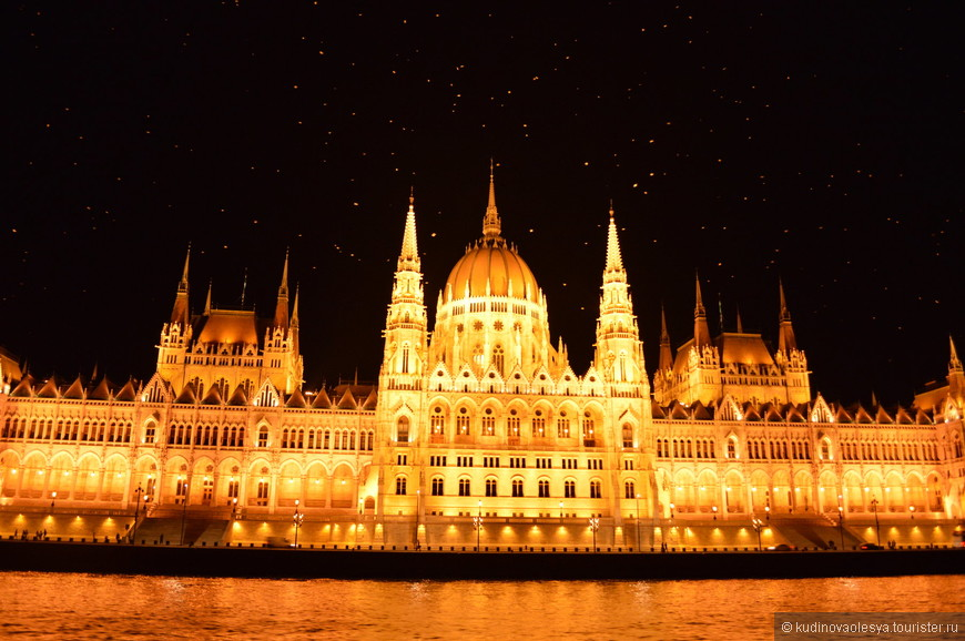 порт на Дунае - Будапешт / Венгрия