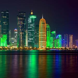 Доха: от рассвета до заката