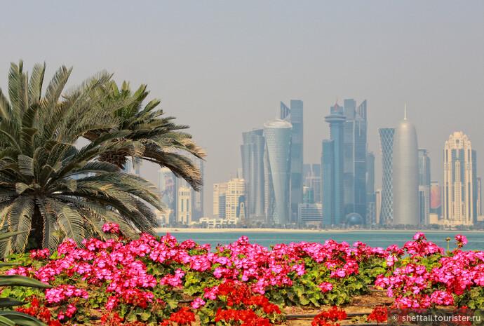 Небоскрёбы Дохи несомненно главная достопримечательность города, сосредоточены в Даунтауне.