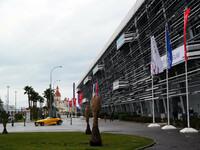 Сочи-автодром и Олимпийский парк