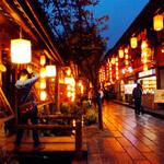 Древняя улица Цзиньли в Чэнду