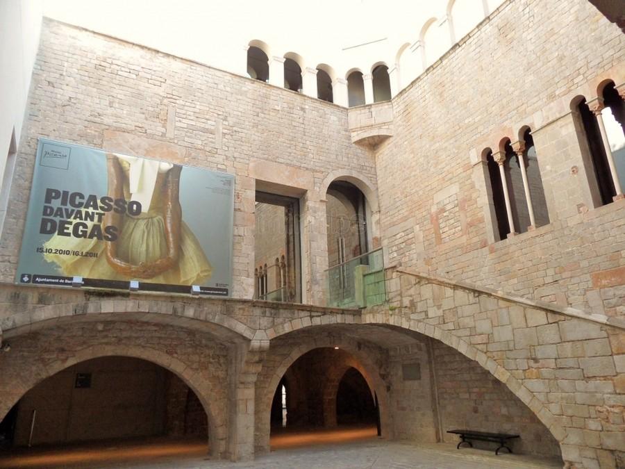 музей пикассо в барселоне фото могла приподняться