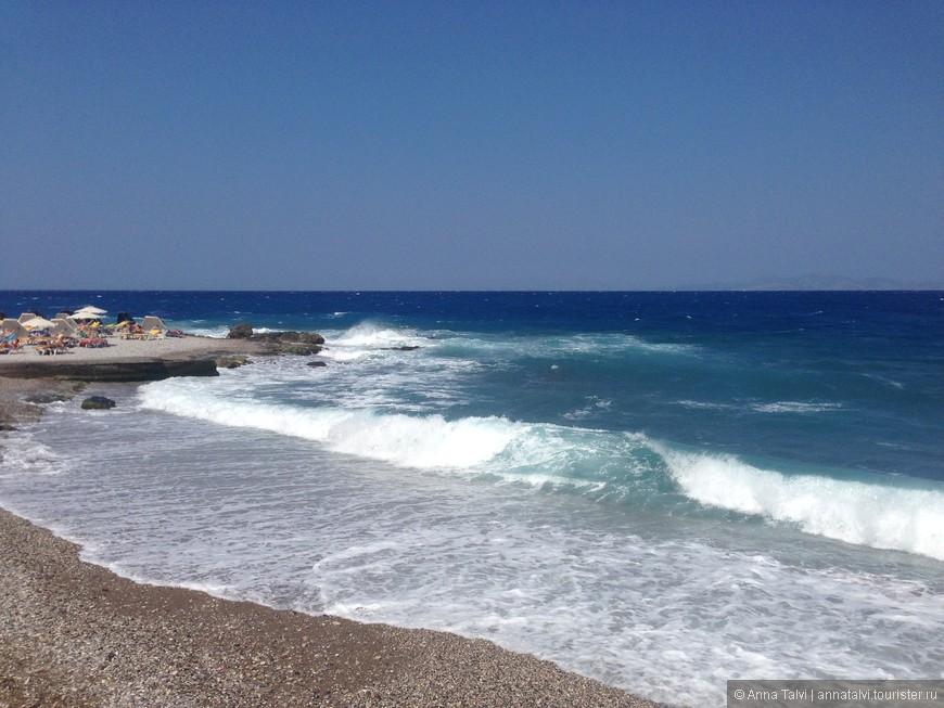 очень красивые и опасные волны