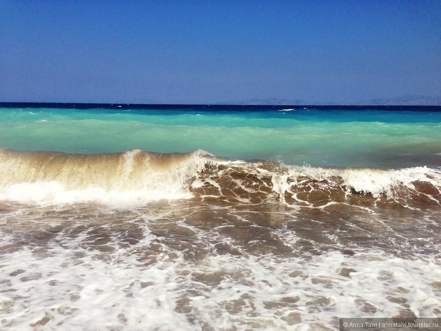 Эгейское моря