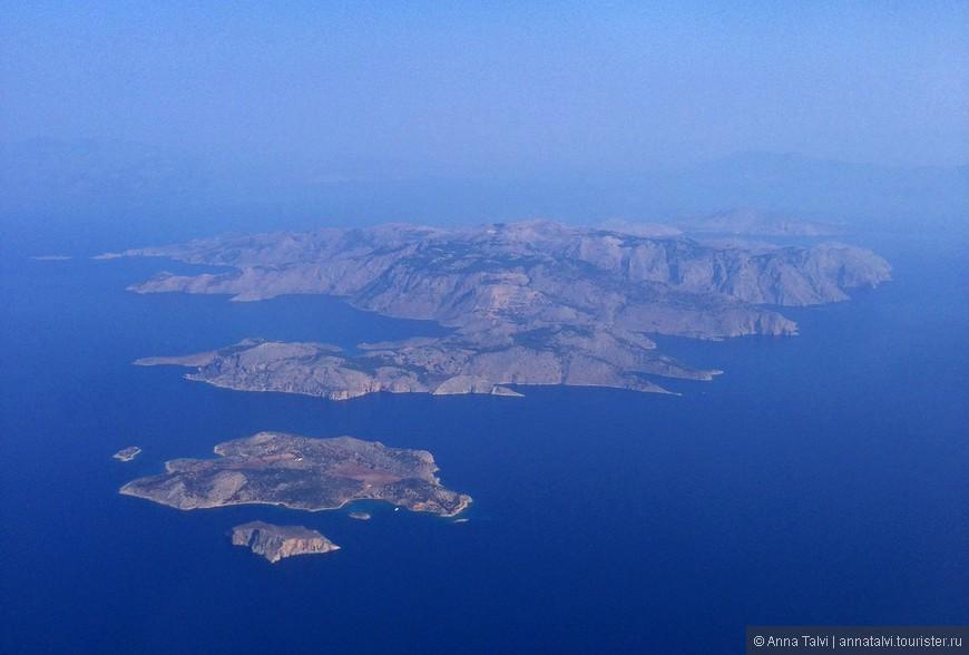 A это уже Греция