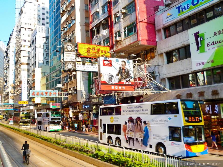 20. Двухэтажное в городе всё – трамваи, автобусы, поезда… Экономия места во всей красе.