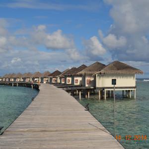 Мальдивы - 2 стороны жизни