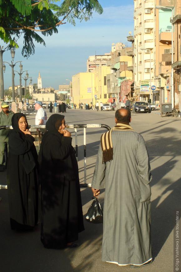 Прогулки по Луксору...