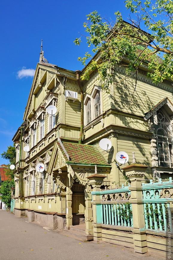 09. Исторической архитектуры в городе много, выглядит более-менее достойно.