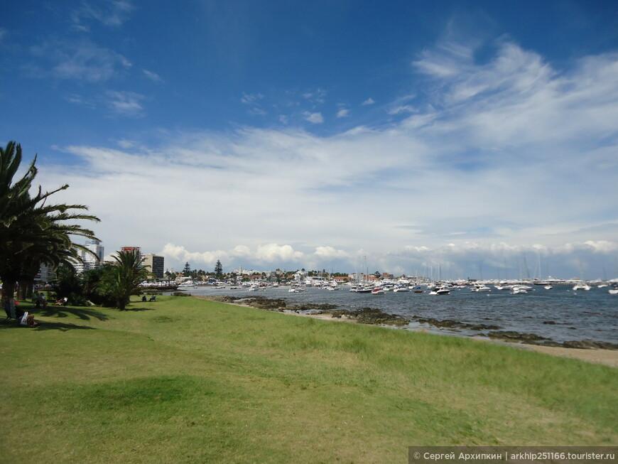 Пунта-дель-Эсте (Уругвай)