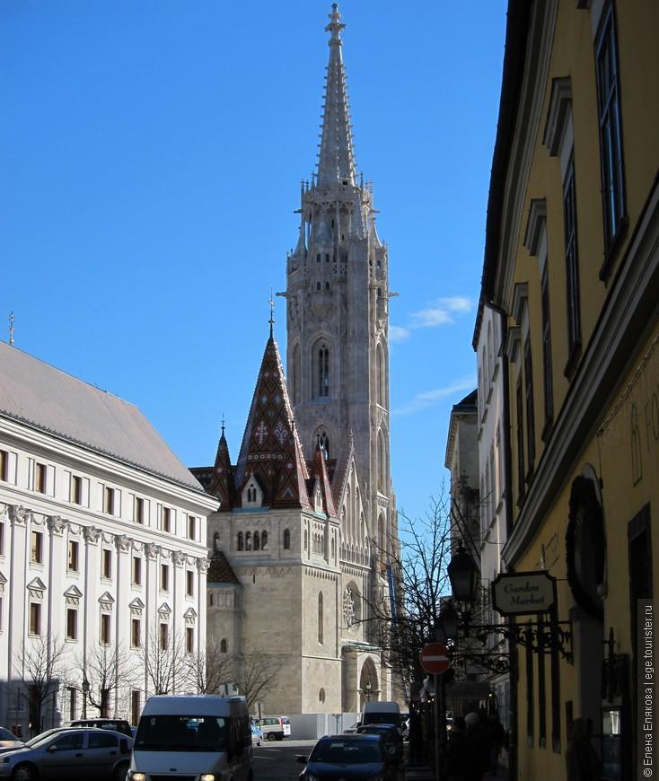 Собор Святого Матьяша