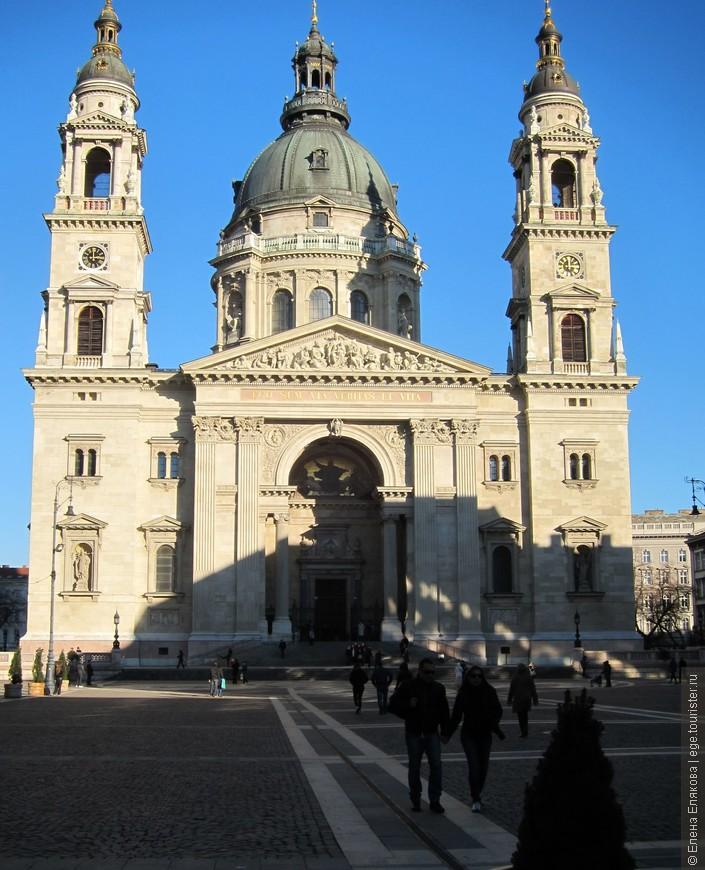 Базилика Святого Иштвана в Будапеште – храм римско-католической церкви, выстроенный в честь святого покровителя венгерского народа, первого короля Венгерского королевства Иштвана I. Храм является самым крупным в столице Венгрии, это одно из самых красивых и значительных церковных сооружений страны.