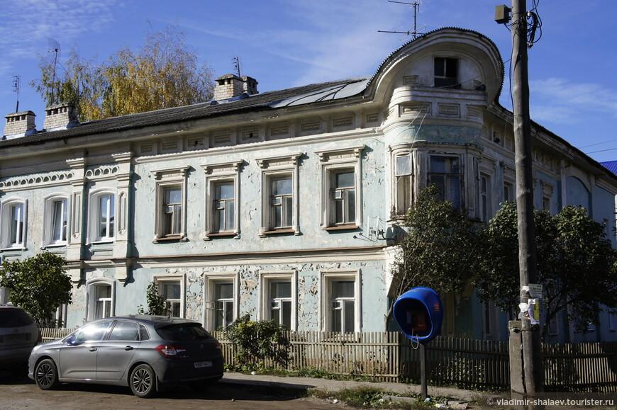 Дом М.А.Столярова (начало XX века).
