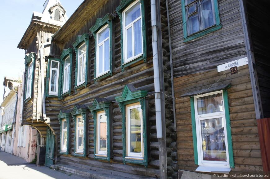 Дом Серепьевых (начало XX века)