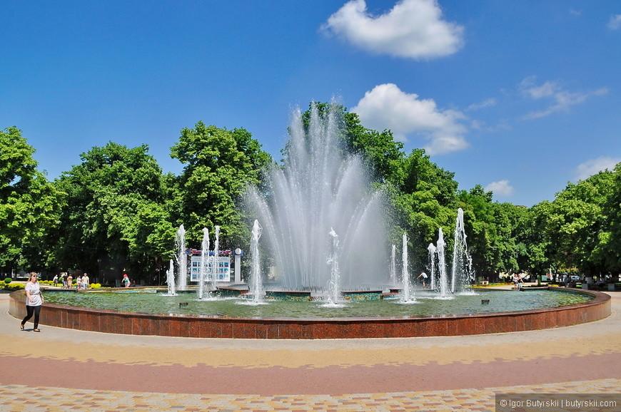 16. Летний, приятный город, отличное место заехать во время поездки на юг, погулять, перекусить и в путь.