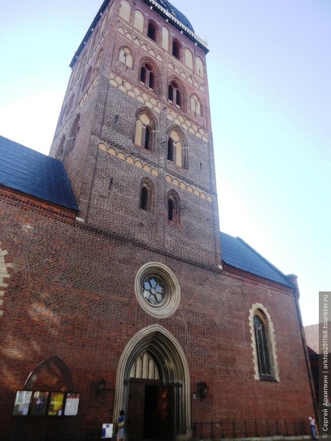 Дуомский собор Риги был основан в 1211 году и ему более 800 лет