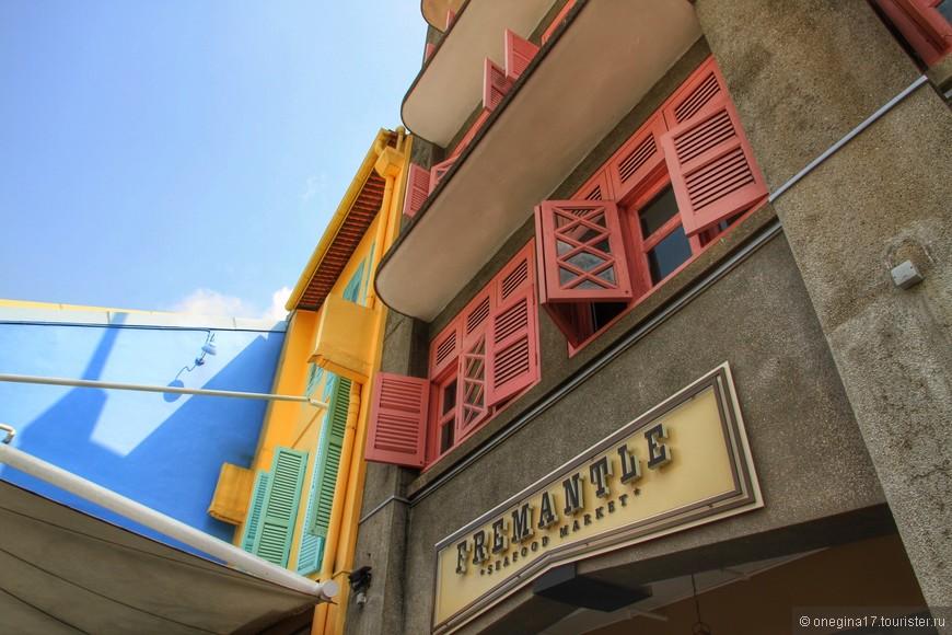 Набережная Кларк-Ки. Магазинчики и ресторанчики на любой вкус и кошелек - основные ее развлечения.