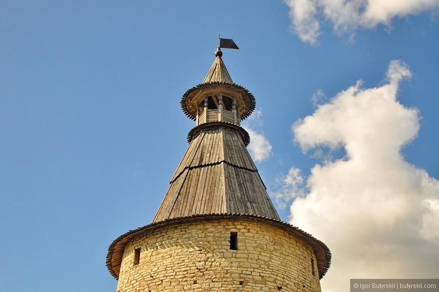 19. Башни конечно восстановленные, но стилизация на высшем уровне.