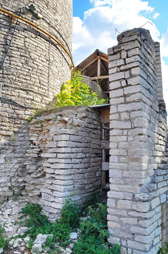 20. По срезам зданий можно определить строительные эпохи.