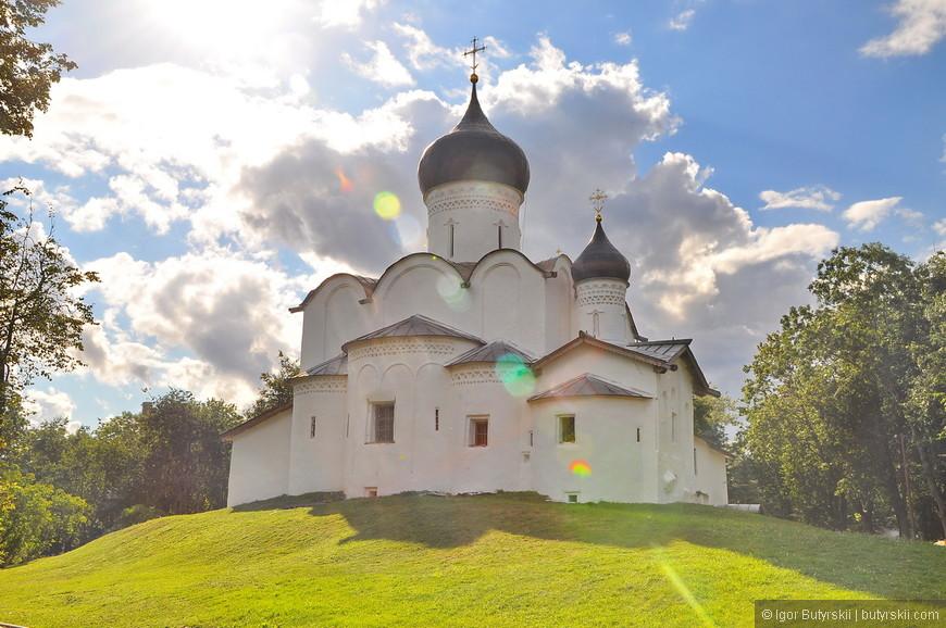 24. Церковь Василия на Горке (Храм святителя Василия Великого).