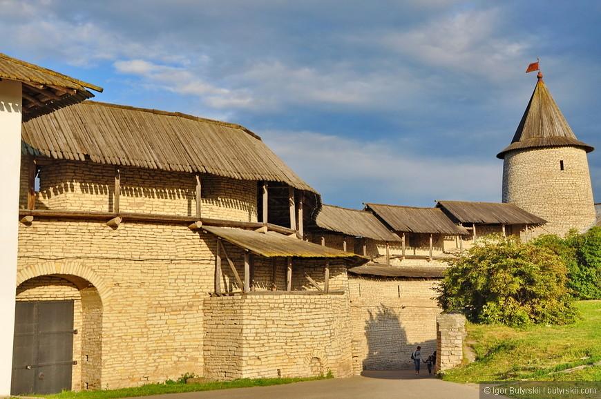 36. Эталон строительства на протяжении многих веков.