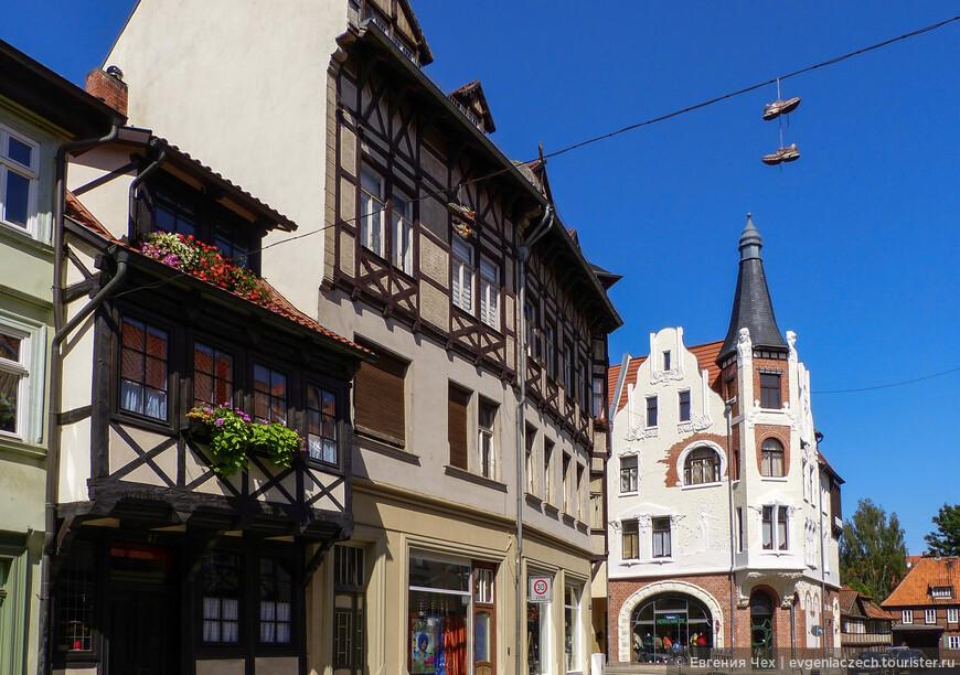 В 19 веке с приходом Пруссии Кведлинбург потерял свое значение. Зато здесь получило международное значение производство семян. В это время в городе выросли многочисленные построики в стиле модерн.