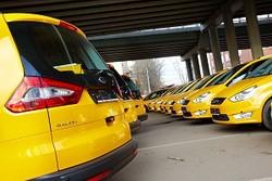 В России началась забастовка таксистов